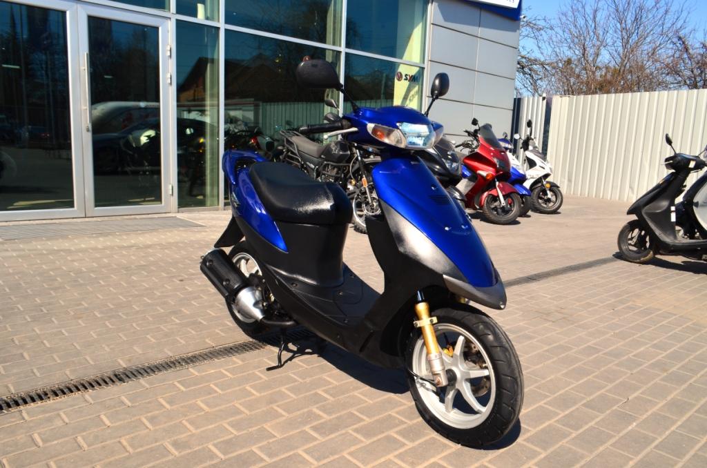 МОПЕД SUZUKI ZZ-CA1PB  Артмото - купить квадроцикл в украине и харькове, мотоцикл, снегоход, скутер, мопед, электромобиль