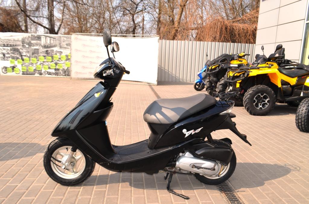МОПЕД HONDA DIO AF62 4T ― Артмото - купить квадроцикл в украине и харькове, мотоцикл, снегоход, скутер, мопед, электромобиль