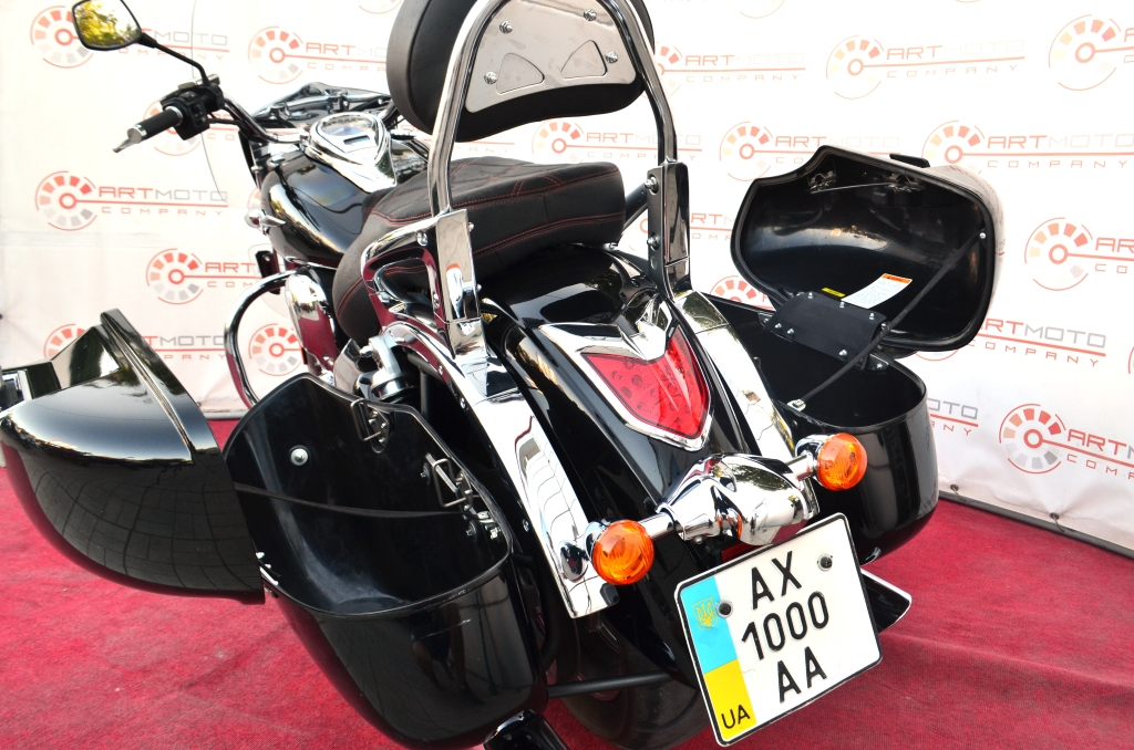 МОТОЦИКЛ KAWASAKI VN1700 NOMAD  Артмото - купить квадроцикл в украине и харькове, мотоцикл, снегоход, скутер, мопед, электромобиль