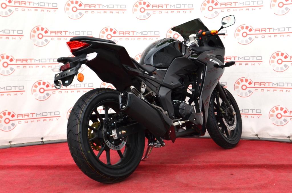 МОТОЦИКЛ BASHAN CBR 250 NEW Black  Артмото - купить квадроцикл в украине и харькове, мотоцикл, снегоход, скутер, мопед, электромобиль