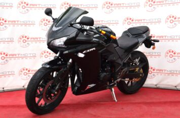 МОТОЦИКЛ BASHAN CBR 250 NEW Black