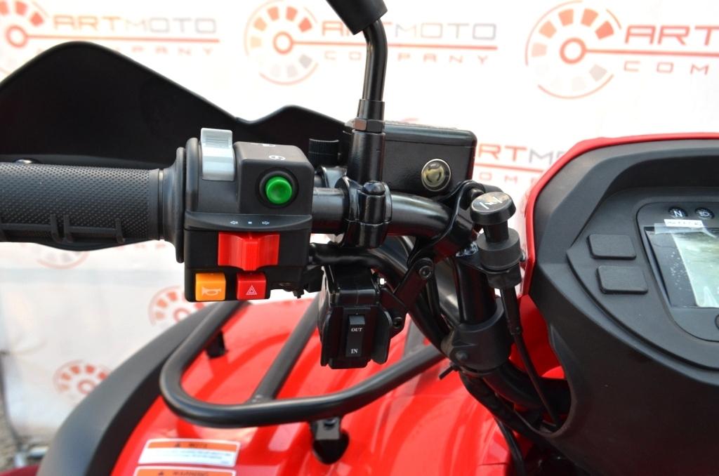 КВАДРОЦИКЛ LINHAI-YAMAHA 550 LONG BASE 4х4 ― Артмото - купить квадроцикл в украине и харькове, мотоцикл, снегоход, скутер, мопед, электромобиль