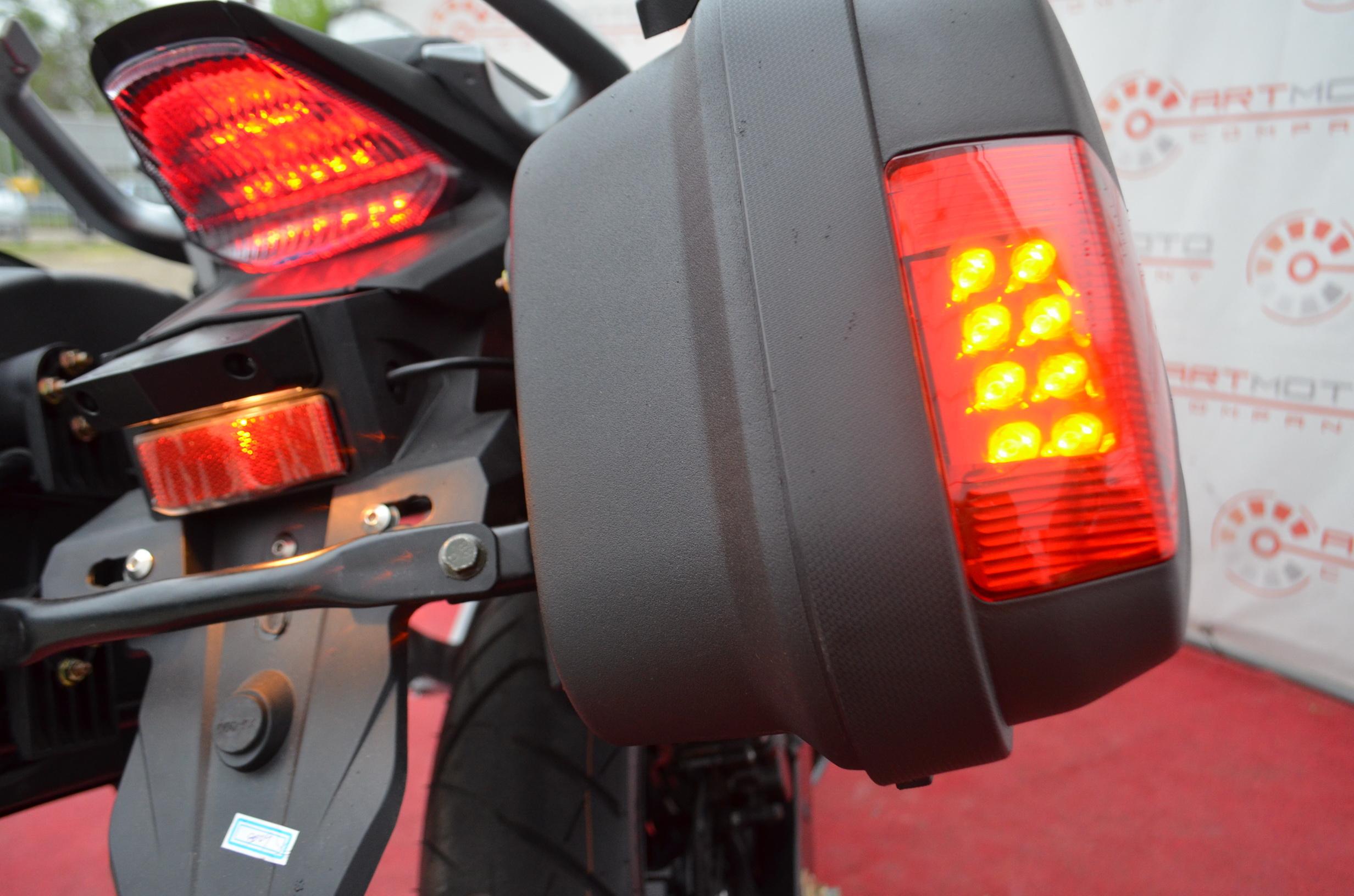 МОТОЦИКЛ BASHAN PSB 250 Black ― Артмото - купить квадроцикл в украине и харькове, мотоцикл, снегоход, скутер, мопед, электромобиль