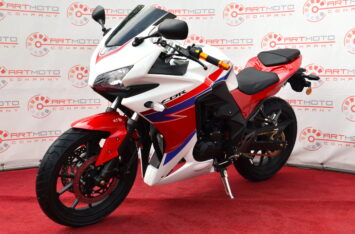 МОТОЦИКЛ BASHAN CBR 250 NEW Red/White