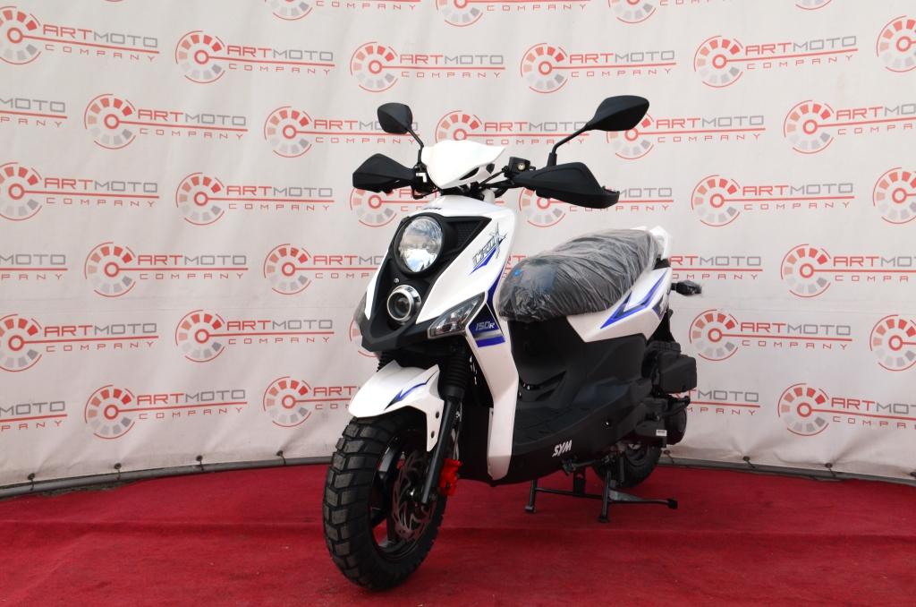 СКУТЕР SYM CROX 150  Артмото - купить квадроцикл в украине и харькове, мотоцикл, снегоход, скутер, мопед, электромобиль