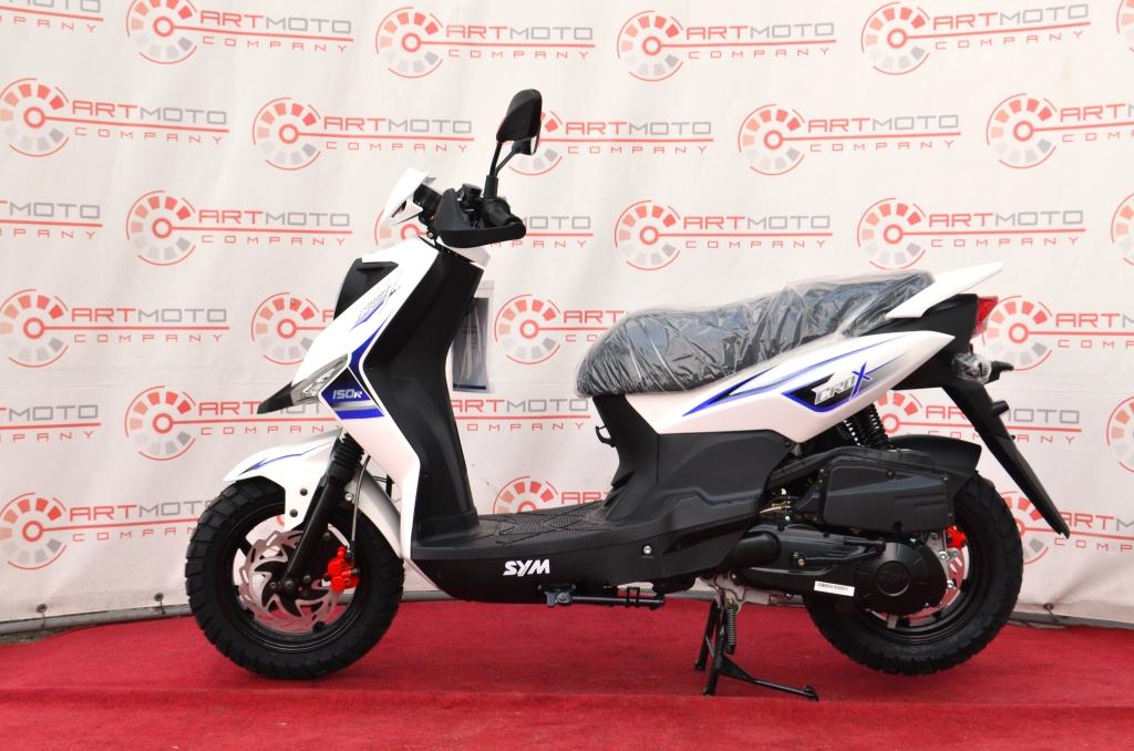СКУТЕР SYM CROX 150 ОЖИДАЕТСЯ | АПРЕЛЬ 2019 ― Артмото - купить квадроцикл в украине и харькове, мотоцикл, снегоход, скутер, мопед, электромобиль