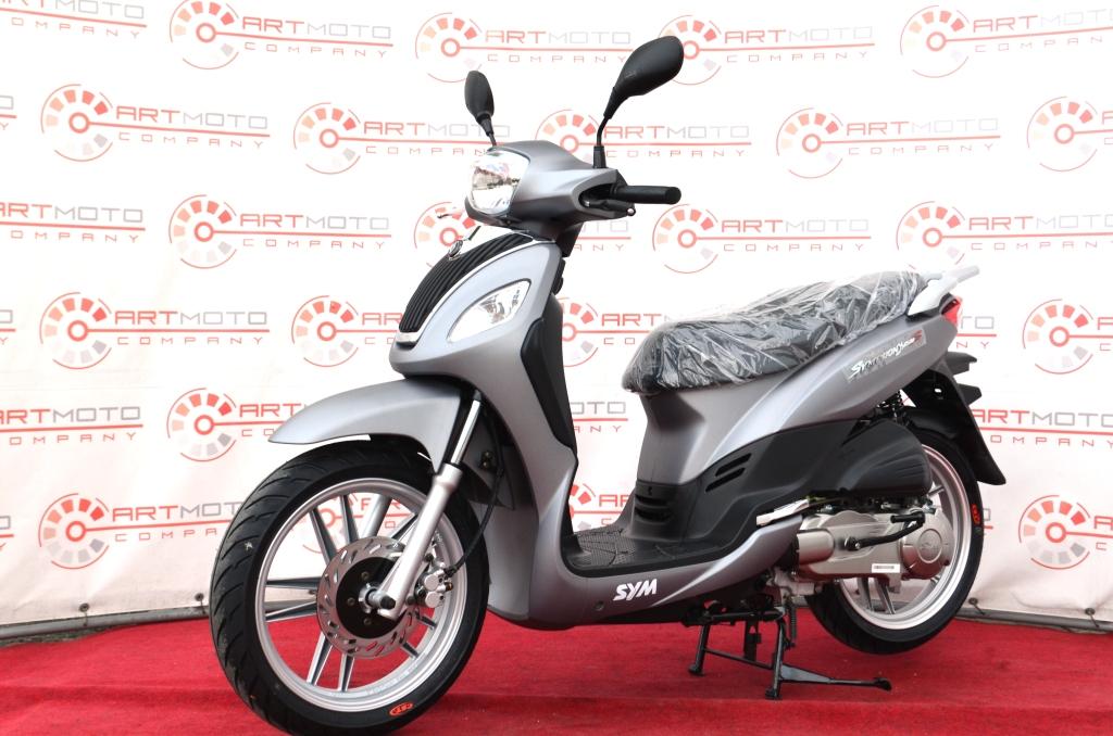Встречайте новое поступление 2019 скутеров от Тайваньской компании SYM