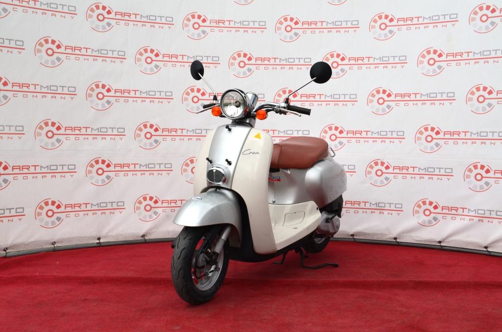 МОПЕД HONDA GIORNO CREA AF54 ― Артмото - купить квадроцикл в украине и харькове, мотоцикл, снегоход, скутер, мопед, электромобиль