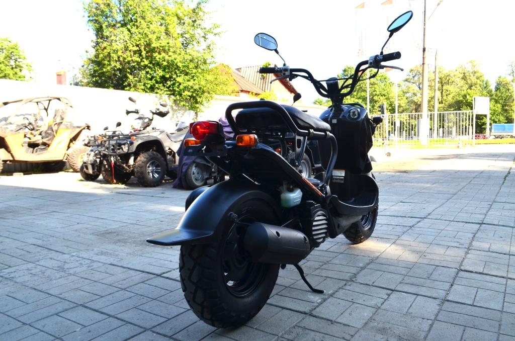 МОПЕД HONDA ZOOMER AF58 ― Артмото - купить квадроцикл в украине и харькове, мотоцикл, снегоход, скутер, мопед, электромобиль
