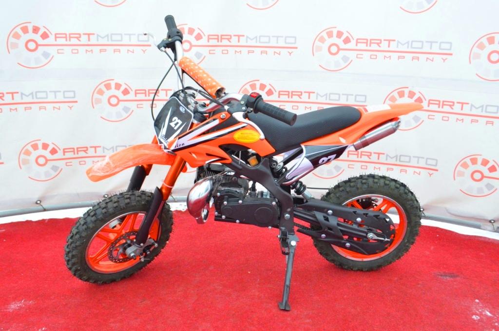 ДЕТСКИЙ МОТОЦИКЛ ORION 50CC ― Артмото - купить квадроцикл в украине и харькове, мотоцикл, снегоход, скутер, мопед, электромобиль