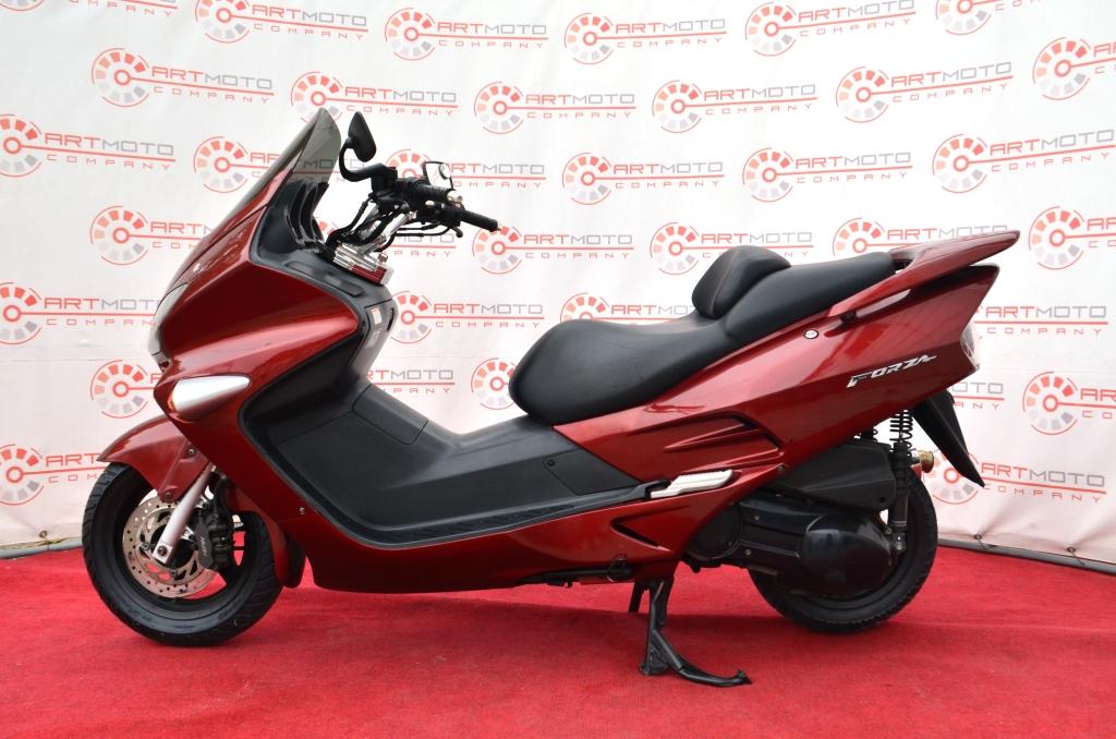 МАКСИ-СКУТЕР HONDA FORZA 250 MF06 ― Артмото - купить квадроцикл в украине и харькове, мотоцикл, снегоход, скутер, мопед, электромобиль