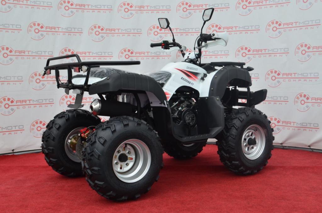 КВАДРОЦИКЛ BASHAN BS200AU-11 ― Артмото - купить квадроцикл в украине и харькове, мотоцикл, снегоход, скутер, мопед, электромобиль