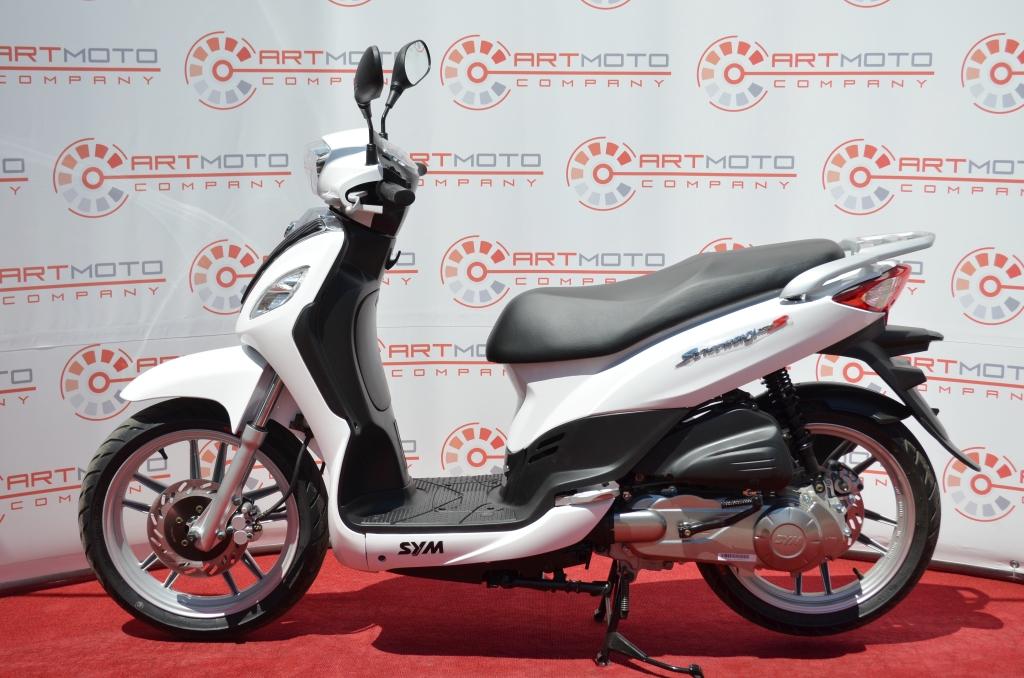 СКУТЕР SYM SYMPHONY S 150 ― Артмото - купить квадроцикл в украине и харькове, мотоцикл, снегоход, скутер, мопед, электромобиль