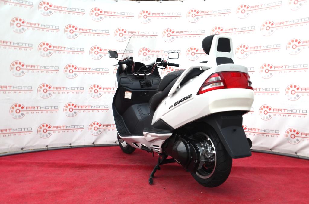 МАКСИ-СКУТЕР SUZUKI SKYWAVE 250 CJ42A ― Артмото - купить квадроцикл в украине и харькове, мотоцикл, снегоход, скутер, мопед, электромобиль