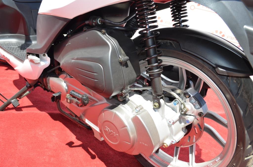 СКУТЕР SYM SYMPHONY S 150  Артмото - купить квадроцикл в украине и харькове, мотоцикл, снегоход, скутер, мопед, электромобиль