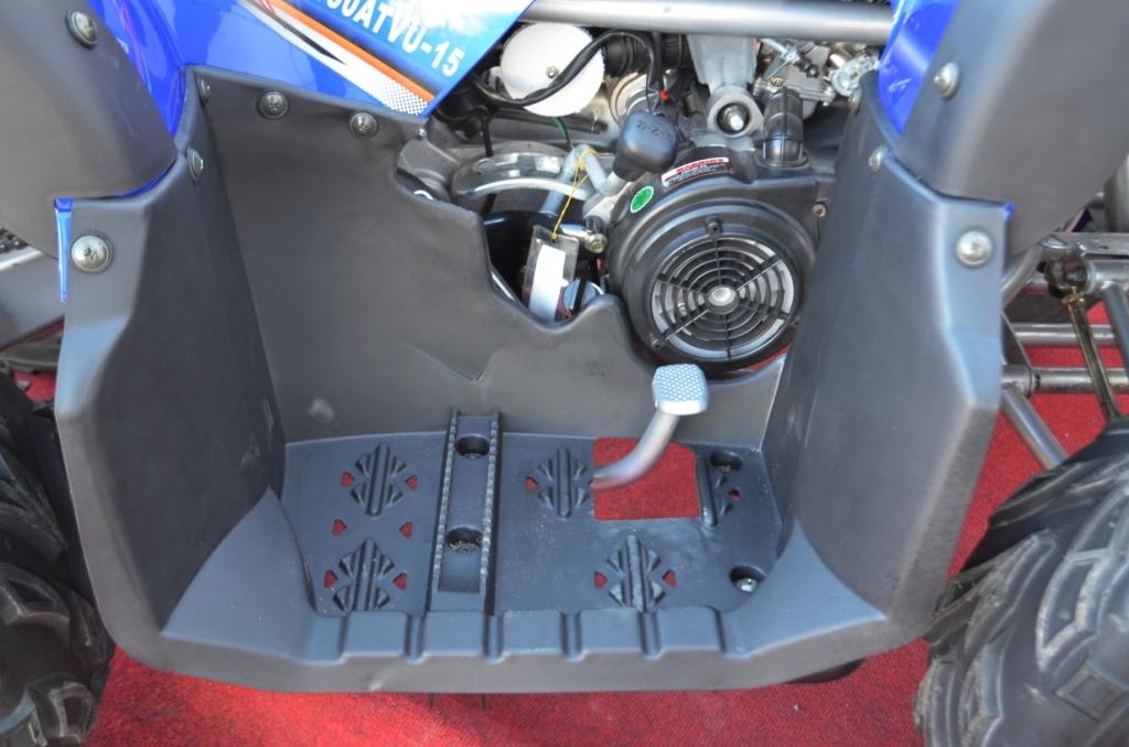 КВАДРОЦИКЛ BASHAN BS150ATVU-15 ― Артмото - купить квадроцикл в украине и харькове, мотоцикл, снегоход, скутер, мопед, электромобиль