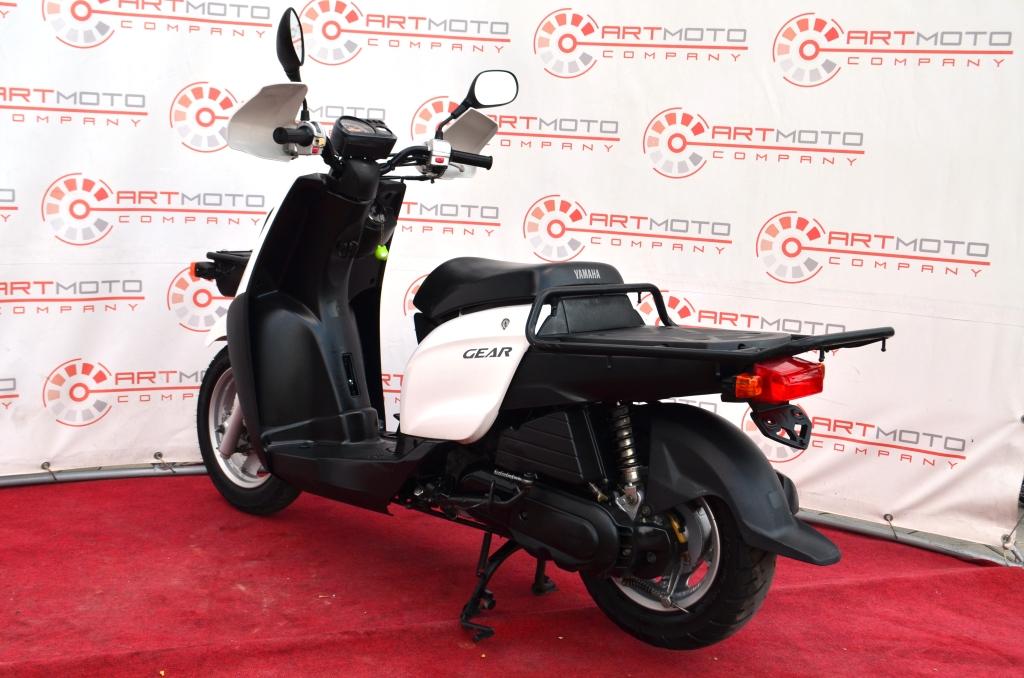 МОПЕД YAMAHA GEAR 4T ― Артмото - купить квадроцикл в украине и харькове, мотоцикл, снегоход, скутер, мопед, электромобиль