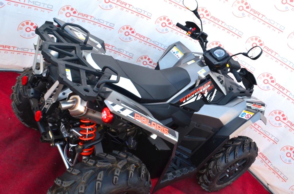 КВАДРОЦИКЛ POLARIS SCRAMBLER XP 1000 EPS  Артмото - купить квадроцикл в украине и харькове, мотоцикл, снегоход, скутер, мопед, электромобиль