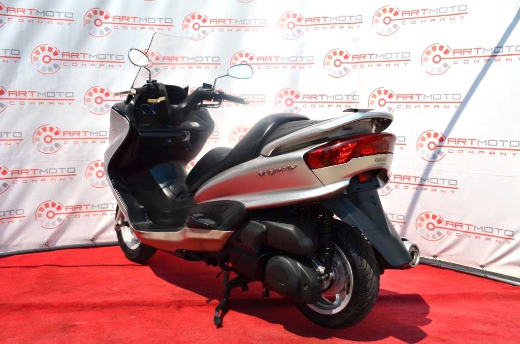 МАКСИ-СКУТЕР YAMAHA MAGESTY 250 SG03J ― Артмото - купить квадроцикл в украине и харькове, мотоцикл, снегоход, скутер, мопед, электромобиль