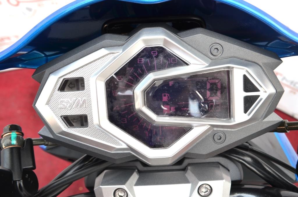 СКУТЕР SYM CROX 150 ― Артмото - купить квадроцикл в украине и харькове, мотоцикл, снегоход, скутер, мопед, электромобиль