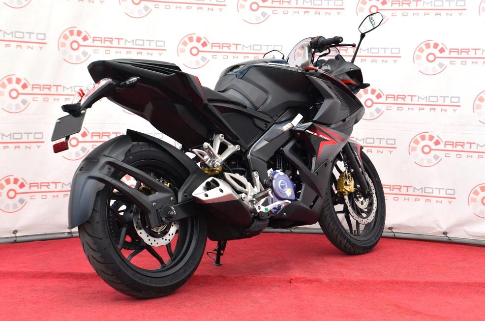 МОТОЦИКЛ BAJAJ PULSAR RS200 ― Артмото - купить квадроцикл в украине и харькове, мотоцикл, снегоход, скутер, мопед, электромобиль