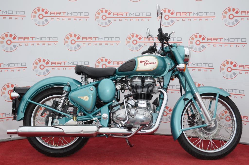 МОТОЦИКЛ ROYAL ENFIELD CLASSIC 500 ― Артмото - купить квадроцикл в украине и харькове, мотоцикл, снегоход, скутер, мопед, электромобиль