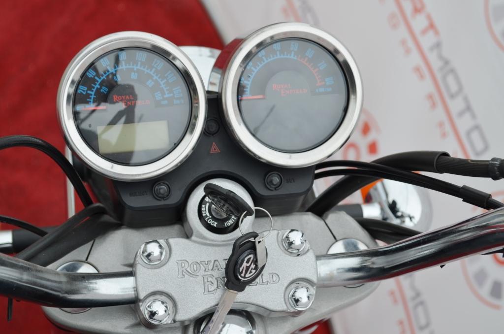 МОТОЦИКЛ ROYAL ENFIELD RUMBLER 500  Артмото - купить квадроцикл в украине и харькове, мотоцикл, снегоход, скутер, мопед, электромобиль