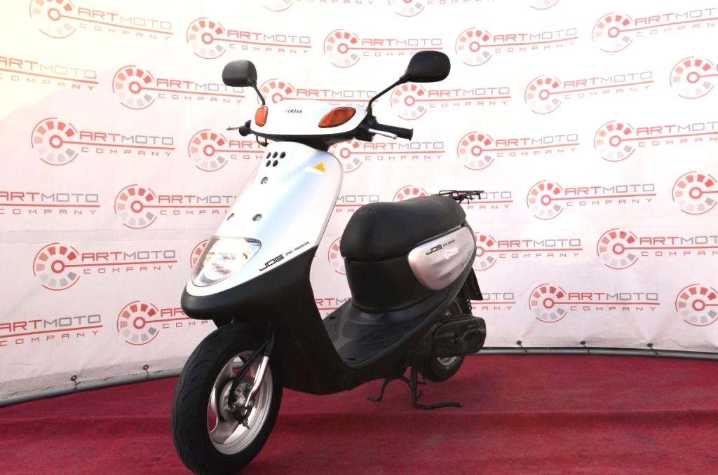 МОПЕД YAMAHA JOG SA01J SPACE INNOVATION ― Артмото - купить квадроцикл в украине и харькове, мотоцикл, снегоход, скутер, мопед, электромобиль