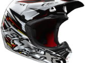 Мотошлем 2011 FOX V3 HELMET — F-HEAD-X RACE (шлем для мотокросса)