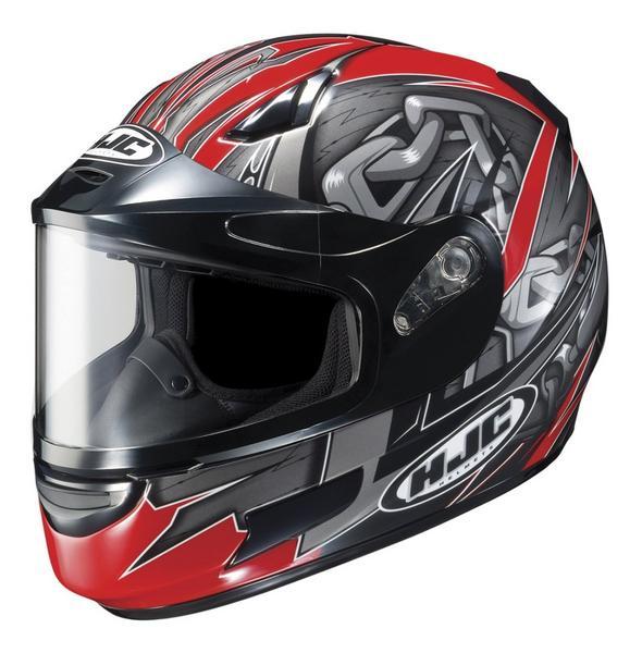 МОТОШЛЕМ HJC CL-SPSN APEX SNOW  Артмото - купить квадроцикл в украине и харькове, мотоцикл, снегоход, скутер, мопед, электромобиль