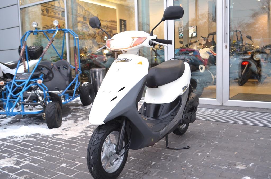МОПЕД HONDA DIO AF34 ― Артмото - купить квадроцикл в украине и харькове, мотоцикл, снегоход, скутер, мопед, электромобиль