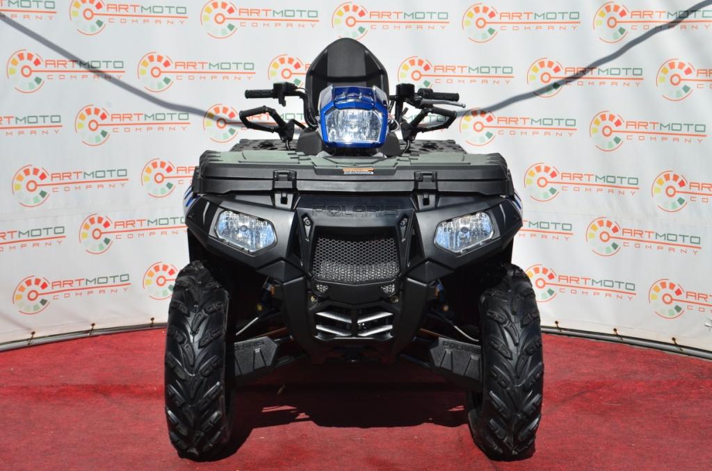 КВАДРОЦИКЛ 2020 POLARIS SPORTSMAN TOURING 850  Артмото - купить квадроцикл в украине и харькове, мотоцикл, снегоход, скутер, мопед, электромобиль