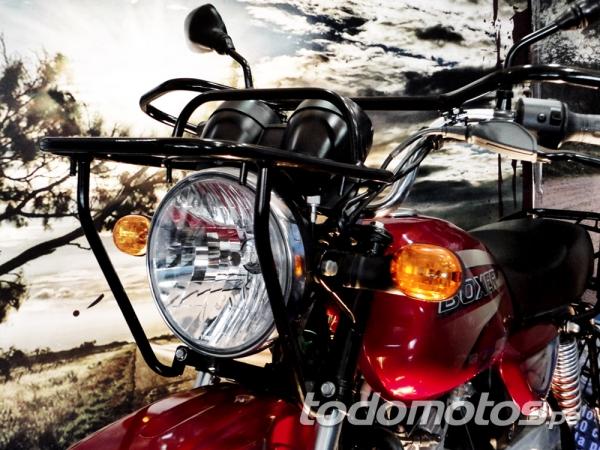 МОТОЦИКЛ BAJAJ BOXER X 125 CROSS ― Артмото - купить квадроцикл в украине и харькове, мотоцикл, снегоход, скутер, мопед, электромобиль