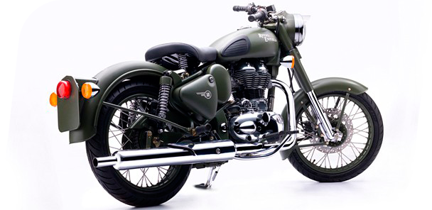 МОТОЦИКЛ ROYAL ENFIELD CLASSIC Battle Green  Артмото - купить квадроцикл в украине и харькове, мотоцикл, снегоход, скутер, мопед, электромобиль