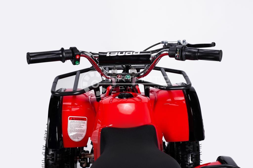 ЭЛЕКТРОКВАДРОЦИКЛ PROFI HB-EATV 800N MP3  Артмото - купить квадроцикл в украине и харькове, мотоцикл, снегоход, скутер, мопед, электромобиль