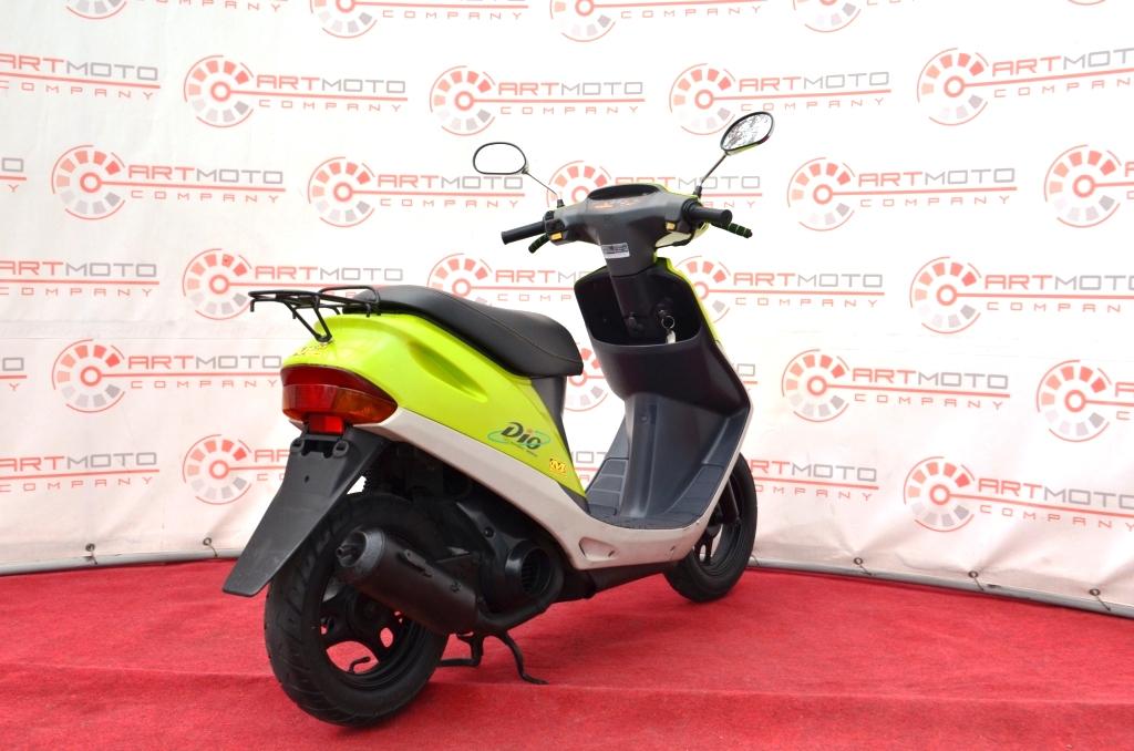 МОПЕД HONDA DIO AF27  Артмото - купить квадроцикл в украине и харькове, мотоцикл, снегоход, скутер, мопед, электромобиль