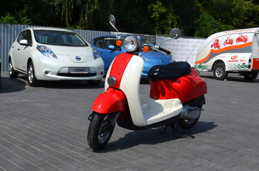 МОПЕД HONDA GIORNO CREA AF54  Артмото - купить квадроцикл в украине и харькове, мотоцикл, снегоход, скутер, мопед, электромобиль