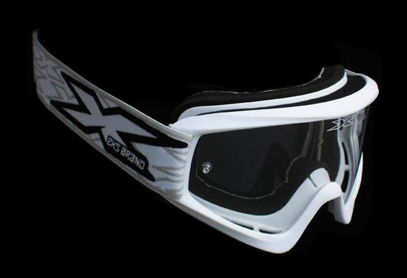 МОТООЧКИ EKS-Brand GOX FLAT OUT White