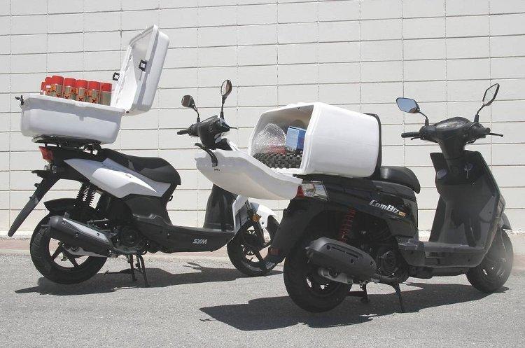 СКУТЕР SYM X-PRO 125 ― Артмото - купить квадроцикл в украине и харькове, мотоцикл, снегоход, скутер, мопед, электромобиль