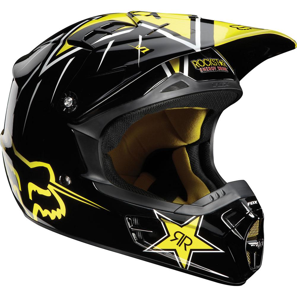 МОТОШЛЕМ 2012 FOX V1 ROCKSTAR  Артмото - купить квадроцикл в украине и харькове, мотоцикл, снегоход, скутер, мопед, электромобиль