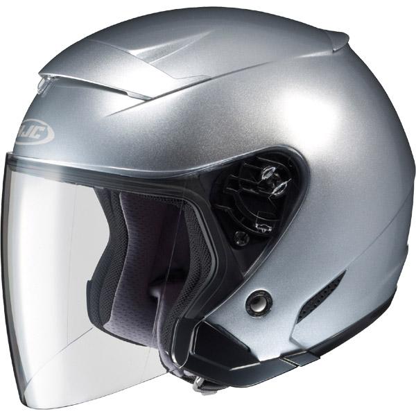 МОТОШЛЕМ HJC FS-3 SILVER  Артмото - купить квадроцикл в украине и харькове, мотоцикл, снегоход, скутер, мопед, электромобиль