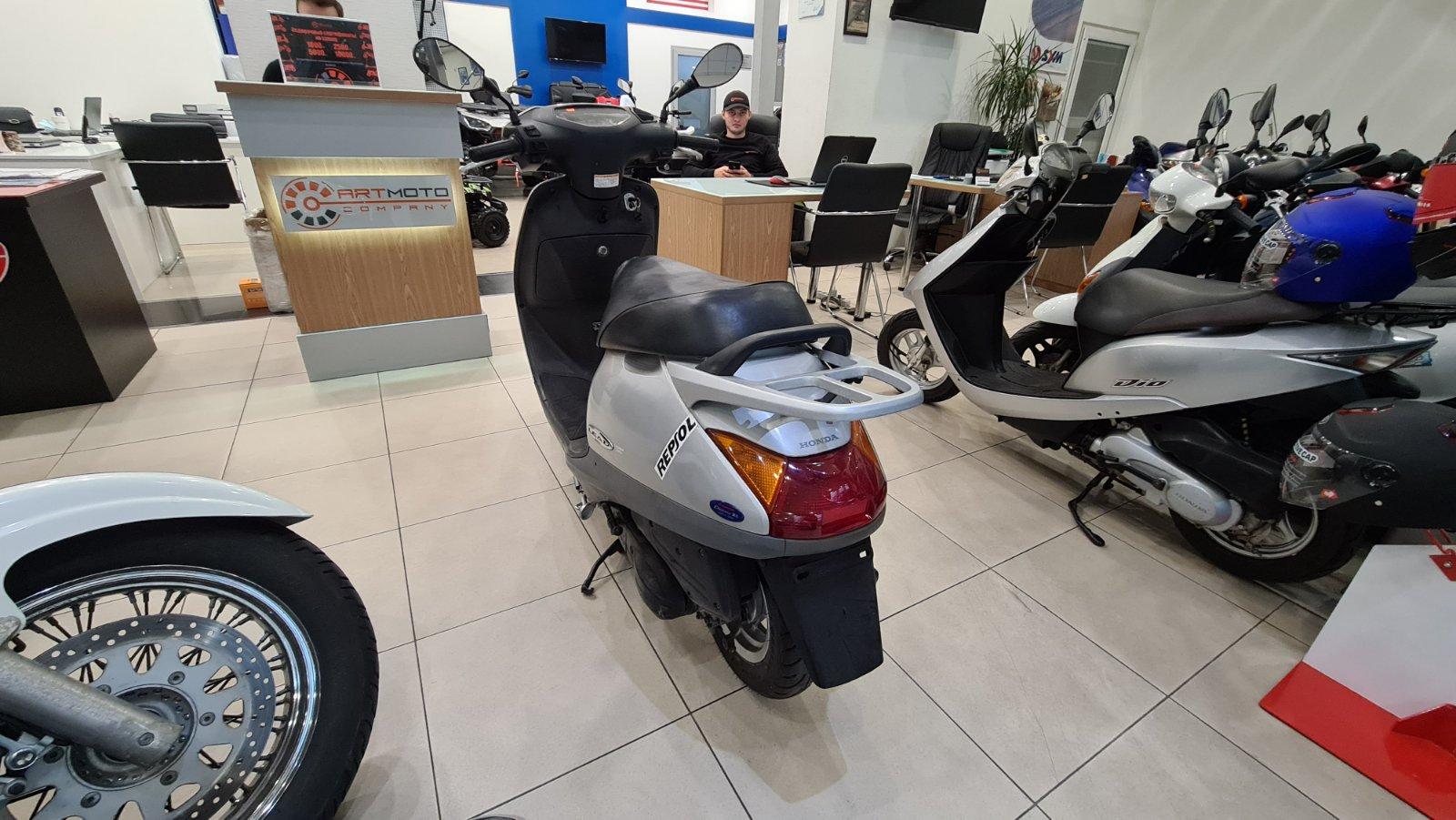 МОПЕД HONDA LEAD AF48  Артмото - купить квадроцикл в украине и харькове, мотоцикл, снегоход, скутер, мопед, электромобиль