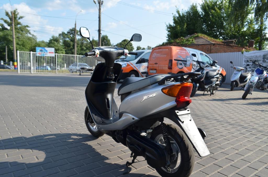 МОПЕД YAMAHA JOG SA16J  Артмото - купить квадроцикл в украине и харькове, мотоцикл, снегоход, скутер, мопед, электромобиль