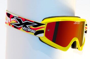 МОТООЧКИ EKS-Brand GOX LIMITED Yellow