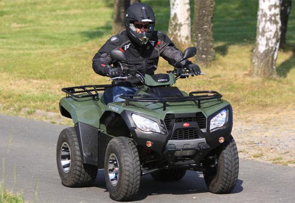 КВАДРОЦИКЛ KYMCO MXU 300 ― Артмото - купить квадроцикл в украине и харькове, мотоцикл, снегоход, скутер, мопед, электромобиль