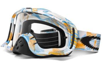 Очки Oakley Crowbar digi slash (очки для мотокросса)
