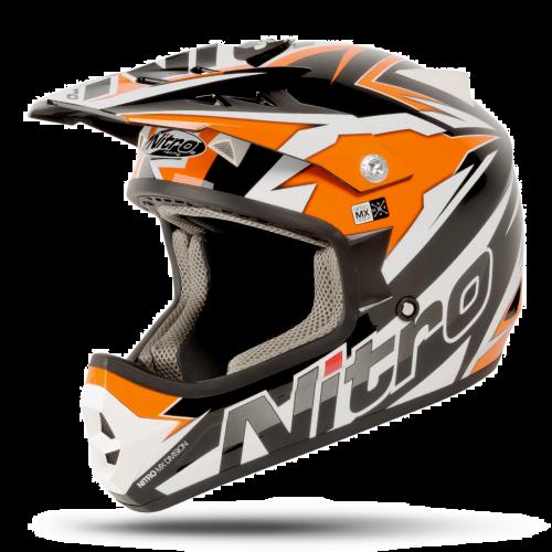 МОТОШЛЕМ NITRO SHARD MX ORANGE  Артмото - купить квадроцикл в украине и харькове, мотоцикл, снегоход, скутер, мопед, электромобиль