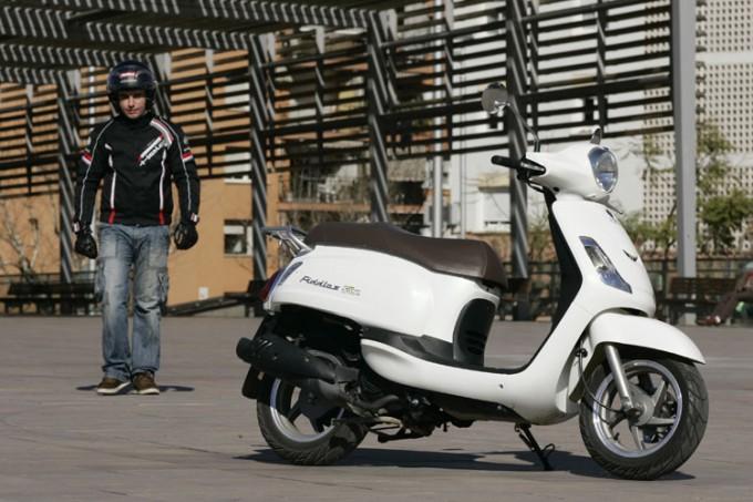 СКУТЕР SYM FIDDLE II 150 ― Артмото - купить квадроцикл в украине и харькове, мотоцикл, снегоход, скутер, мопед, электромобиль