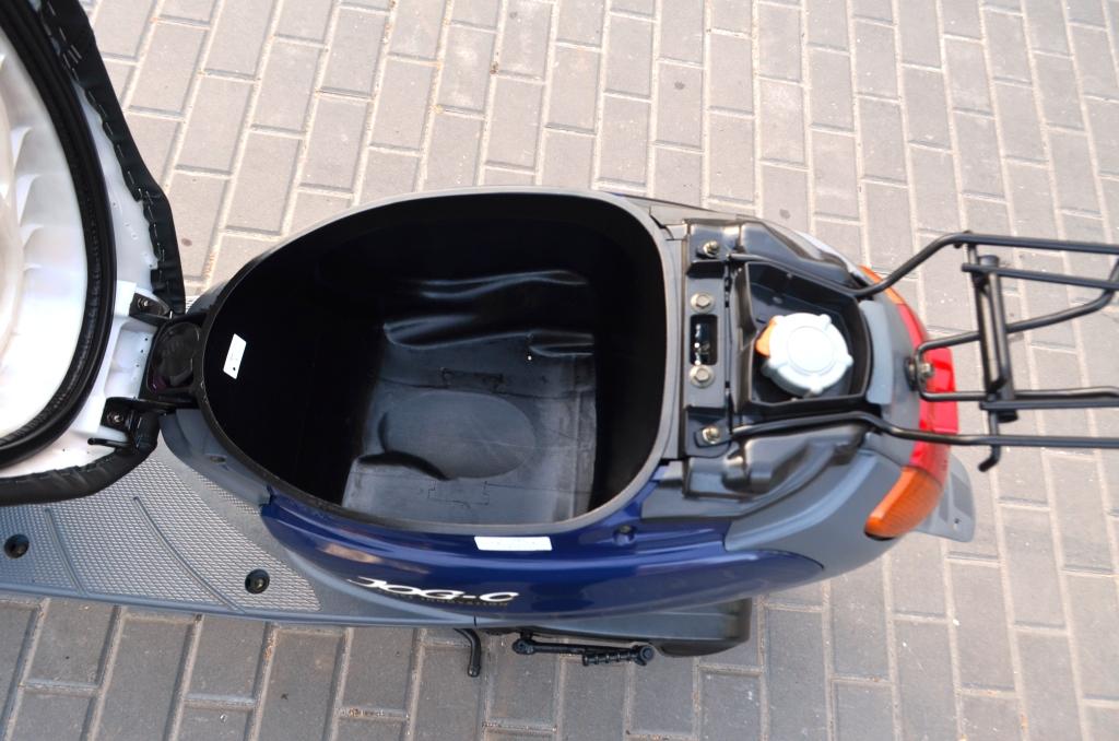 МОПЕД YAMAHA JOG C SA01J SPACE INNOVATION  Артмото - купить квадроцикл в украине и харькове, мотоцикл, снегоход, скутер, мопед, электромобиль
