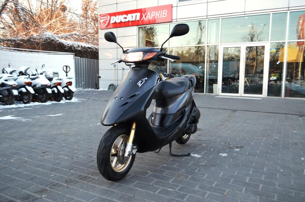 МОПЕД HONDA DIO AF35 ZX  Артмото - купить квадроцикл в украине и харькове, мотоцикл, снегоход, скутер, мопед, электромобиль
